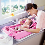 the first years Sure Comfort Deluxe Infant to Toddler Tub
