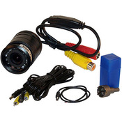 Pyle Flush Mount Rear View Camera w/ 0 Lux Night Vision