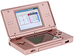 Nintendo DS Lite Handheld Gaming System - Metallic Rose offers