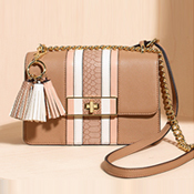 Cross-Body Bags, Shoulder Bags, Wallets, Clutches, Evening Bags
