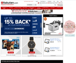 Rakuten.com (formerly Buy.com)