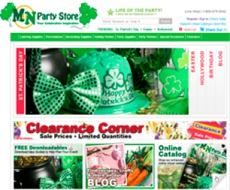 M&N Party Store
