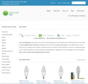 Wholesale LED