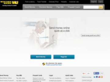 Western Union Money Transfers