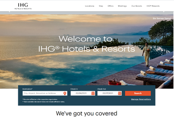 InterContinental Hotels Group CN